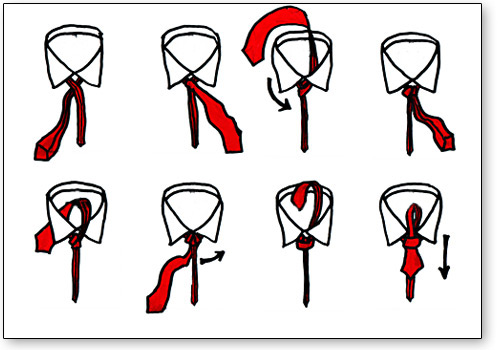 krawatten binden krawattenknoten krawatte binden meist gelesene artikel krawattenknoten. Black Bedroom Furniture Sets. Home Design Ideas